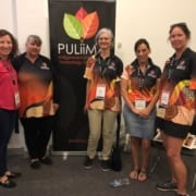 Conference attendees at Puliima Conference 2019